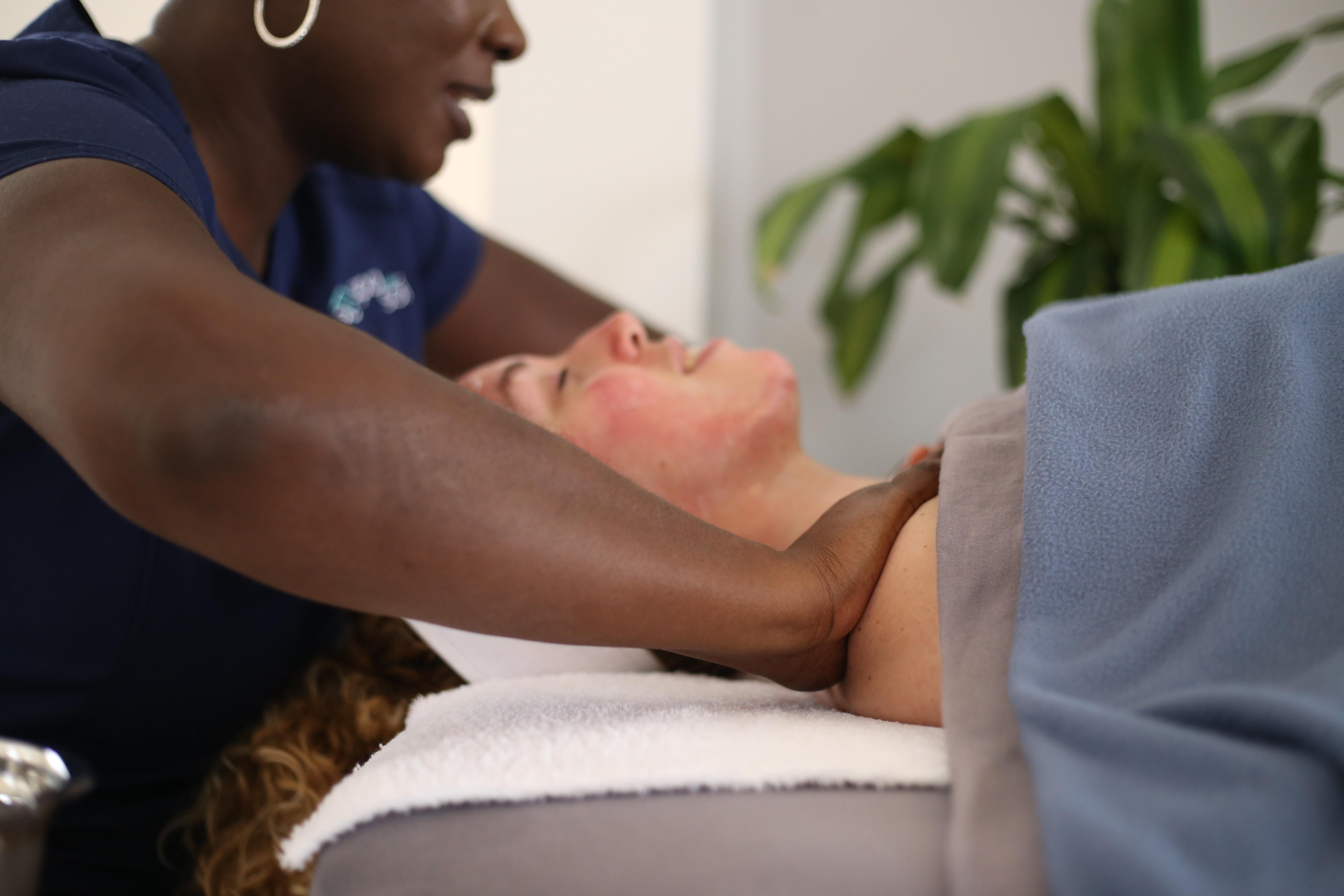 Un massage à domicile ville de Montréal